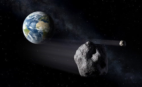 asteroid rubber neck funny space - 8218006016
