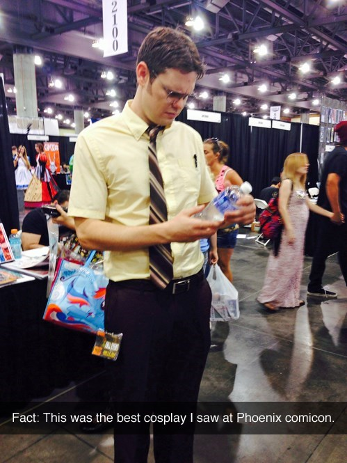 cosplay the office dwight schrute - 8218012160