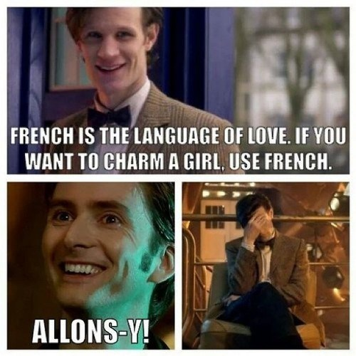 10th doctor 11th Doctor allons y - 8218119424