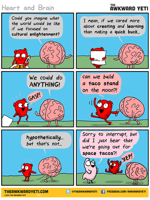 tacos priorities brain science funny space - 8218267904