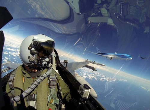 military,selfie,BAMF