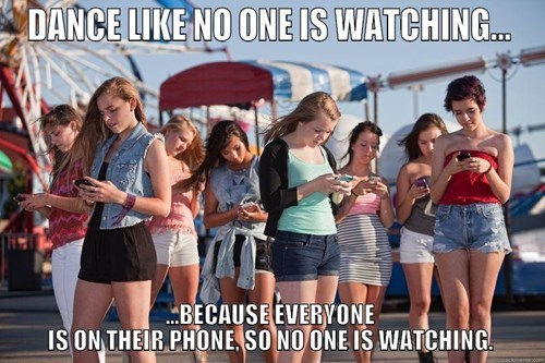 phone,kids these days