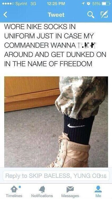 shoes,military,nike,failbook