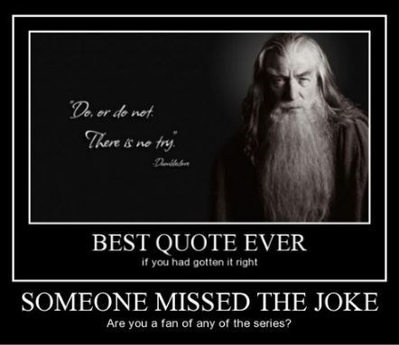 Harry Potter awesome gandalf joke quote funny - 8218602240