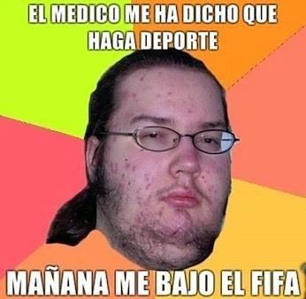 futbol videojuegos deportes Memes - 8219086848
