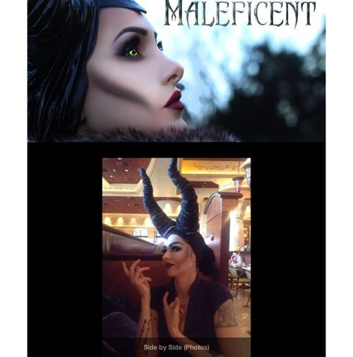 cosplay,Maleficent