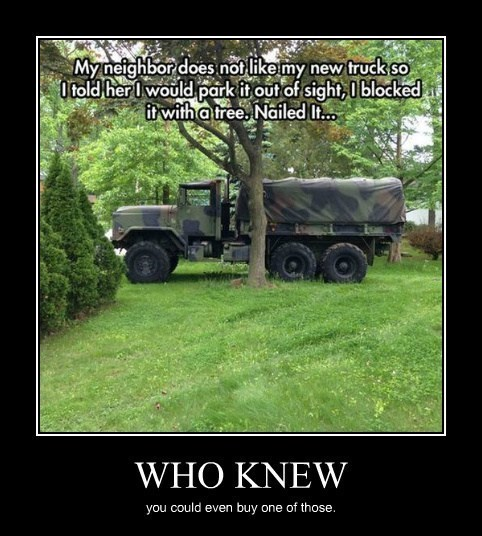truck camouflage funny - 8219217664