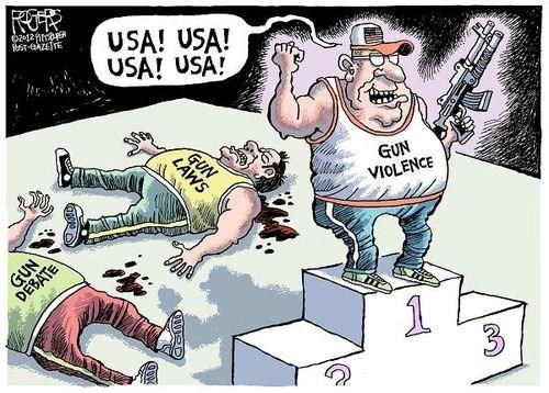 guns sad but true politics web comics - 8219290880