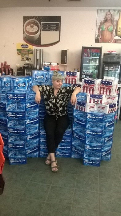 beer throne awesome budweiser - 8219311360