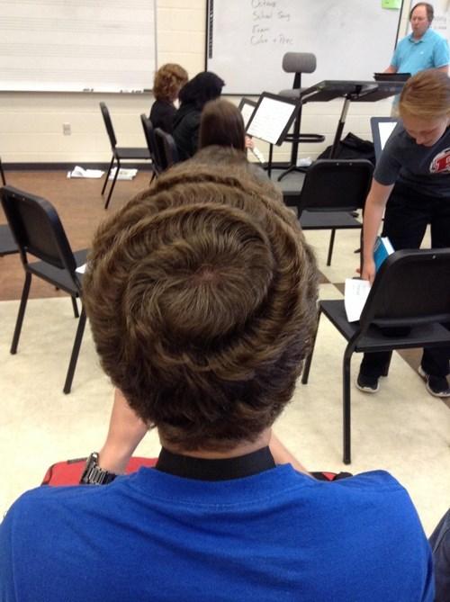 hair poorly dressed spiral - 8219329536