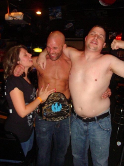 wtf,drunk,funny,wrestling,no shirt