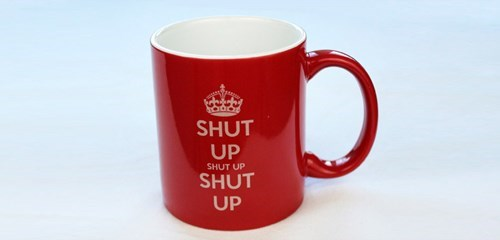 design mug keep calm g rated win - 8219418880