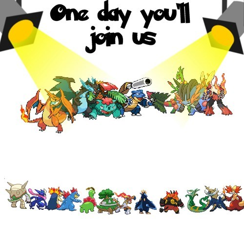Pokémon,mega evolutions