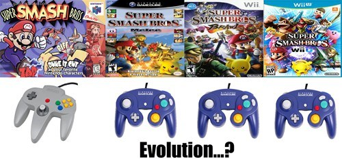 gamecube,super smash bros
