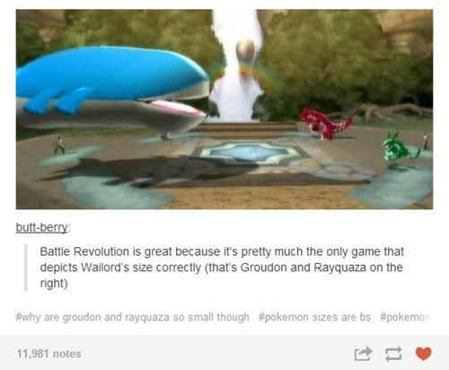 Pokémon tumblr battle revolution - 8220005888