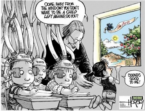 kids school wake up sheeple tests web comics - 8220342272