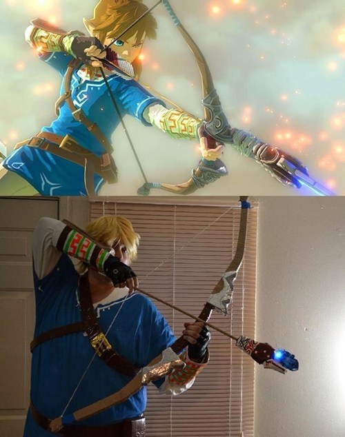 cosplay,e3,legend of zelda
