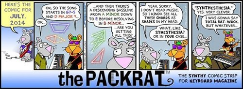 keyboards rats web comics synthesizers