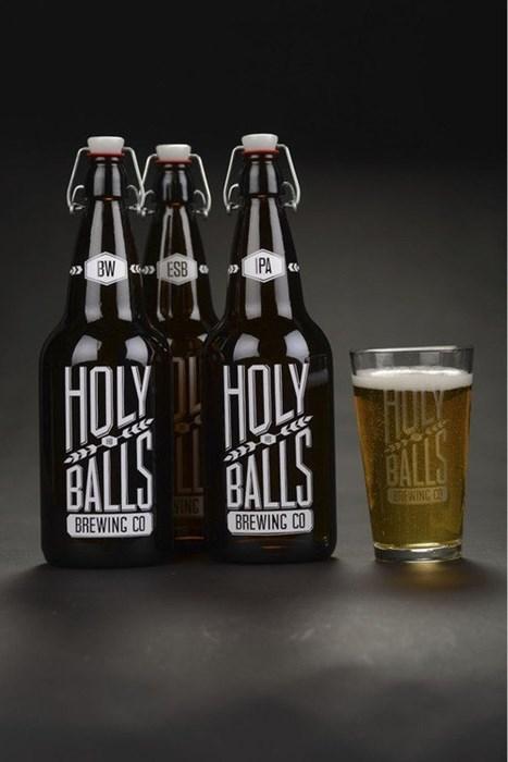 beer company funny holy balls - 8220535040