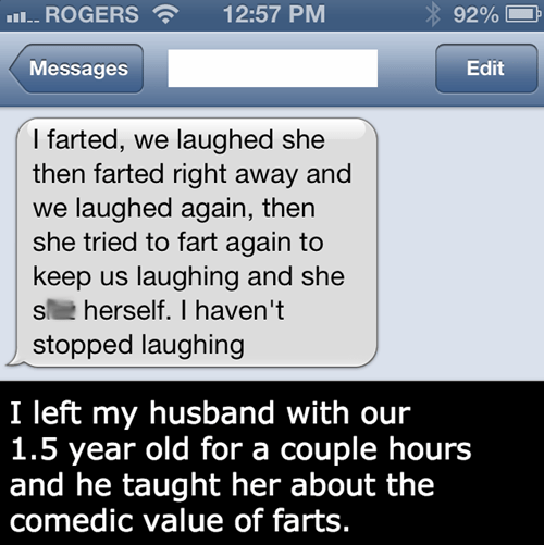 fart,dad,fathers day,parenting,text,g rated