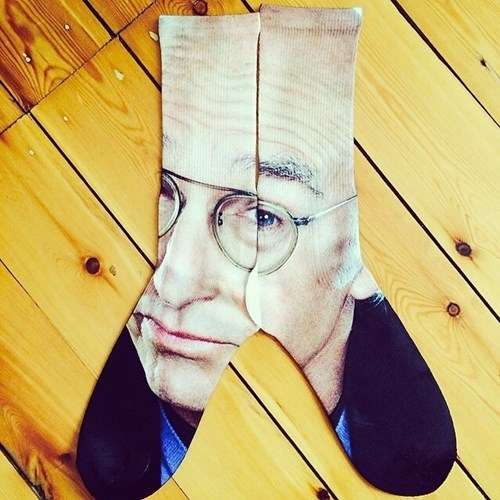 Curb Your Enthusiasm socks - 8220589312