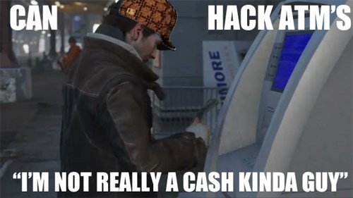 video game logic Watch_dogs - 8220590336