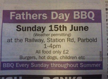 barbecue fathers day parenting g rated