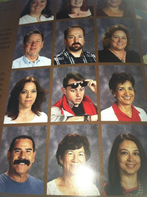 back to the future funny teacher yearbook - 8221461760