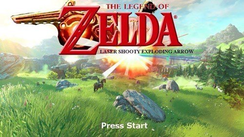 E32014 zelda seems legit - 8221650944