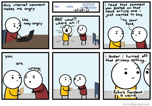 comments the internets facebook web comics