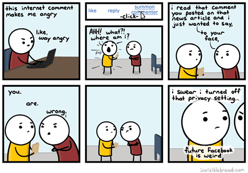 comments the internets facebook web comics - 8221657344