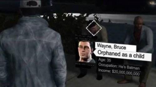 bruce wayne - 8221744640