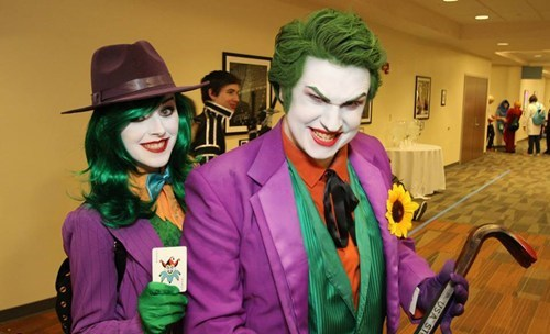 cosplay couples the joker - 8222099968