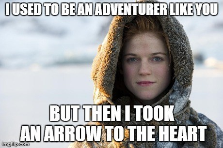 Game of Thrones Skyrim ygritte - 8222361600