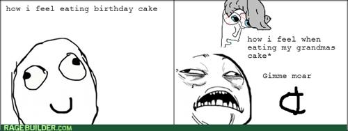 cake,grandma,sweet jesus