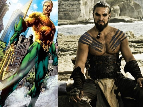 aquaman justice league Batman v Superman - 8222942720