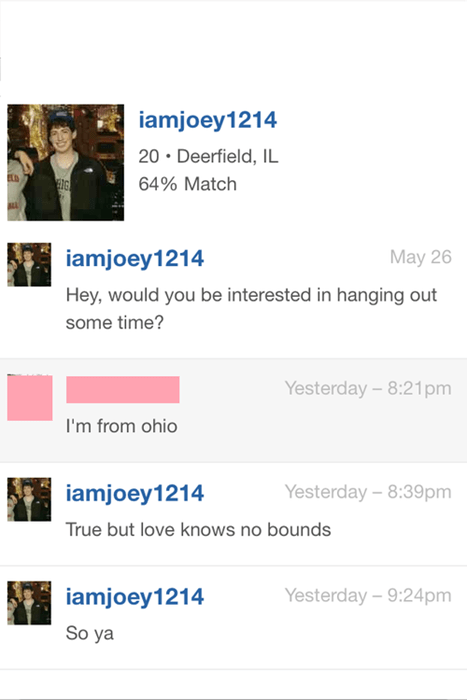 funny idiots online dating messages wtf - 8222954752