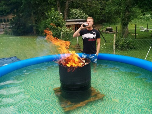 hot tub funny Party pool redneck after 12 g rated - 8222968064
