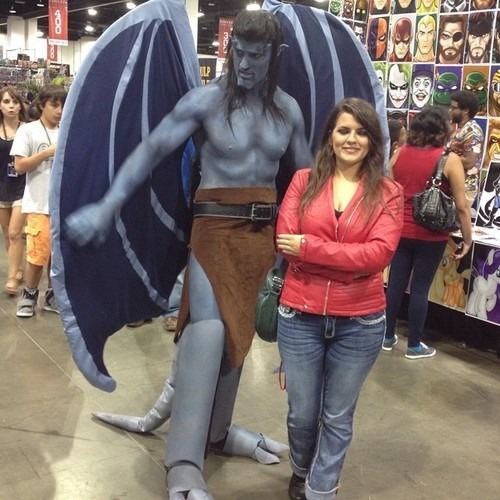 cosplay,goliath,gargoyle