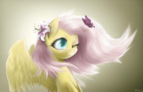 fluttershy Fan Art - 8223819264