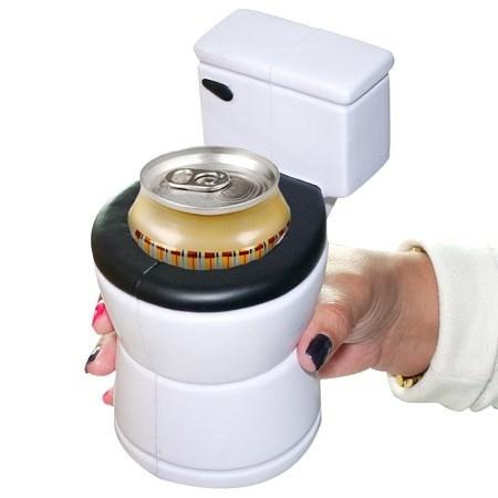 beer funny toilet koozie - 8223925504