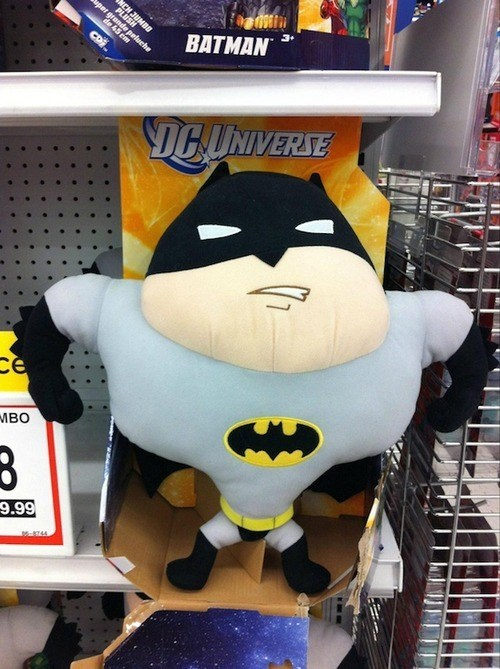 batman do you even lift Plushie - 8224098048