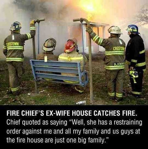divorce,firefighters,marriage