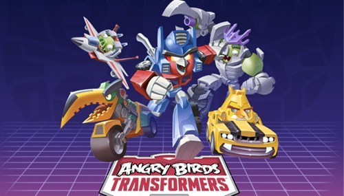 transformers angry birds rovio Video Game Coverage - 8224404736
