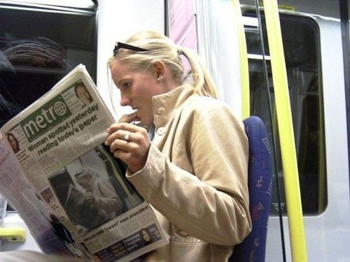 wtf,newspapers,Subway