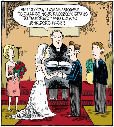 marriage,facebook,web comics