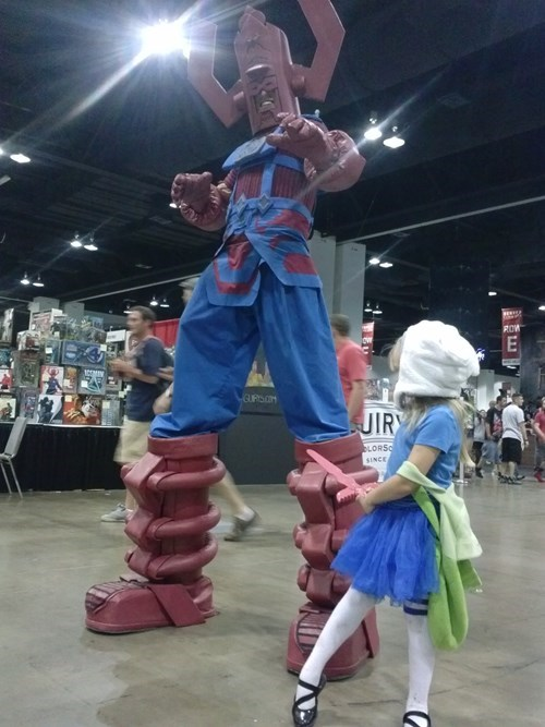 cosplay galactus adventure time - 8224462592