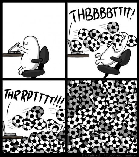 balls sports soccer world cup web comics - 8224478976