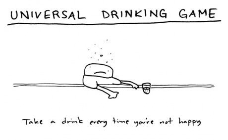 drinking drinking games sad but true web comics - 8224479488