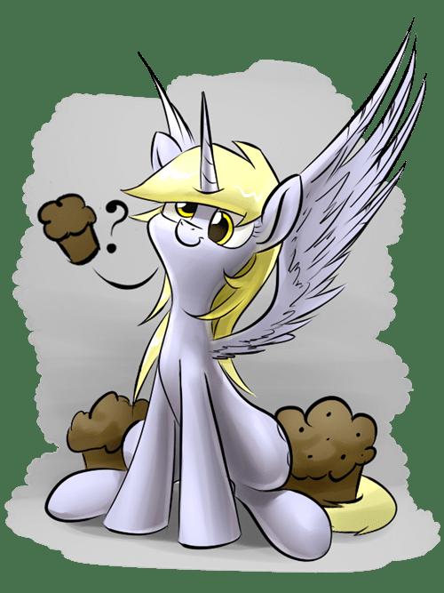 derpy hooves Fan Art muffins - 8224512000